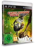 Recensie: Earth Defence Force, PS3