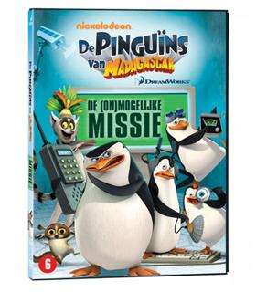 pinguins packshot 3d