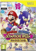 Nieuws: Mario en Sonic op de Olympische spelen 2012 in november te koop