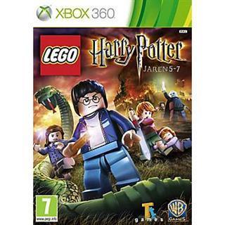 lego harry potter jaren 5 7 x box 360