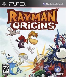 rayman origins packshot