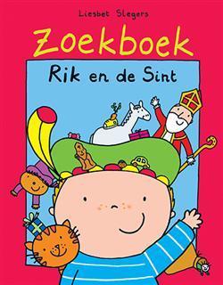zoekboek rik en de sint 9789002234781