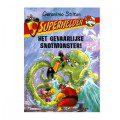 superhelden het gevaarlijke snotmonster