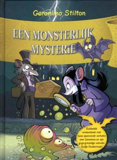 Geronimon Stilton 49 Een monsterlijk mysterie