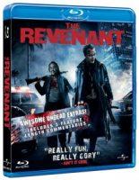 The revenant blu-ray packshot cover