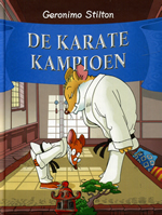 Geronimo Stilton 50 De karate kampioen