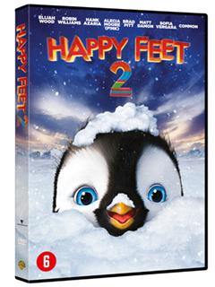HAPPY FEET 2 DVD ST NL FR