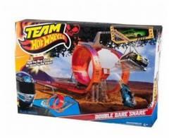 Hot Wheels Double Dare Snare racebaan 1