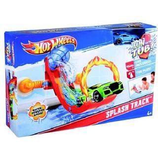 HotWheels splash track
