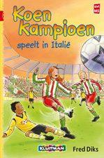 Koen kampioen speelt in Italie