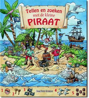 9789025111588 tellen en zoeken met de kleine piraat