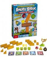 angry birds: knock on wood