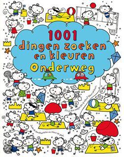 boek 1001 dingen zoeken onderweg