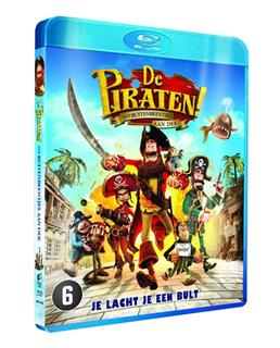 De Piraten bd 3d
