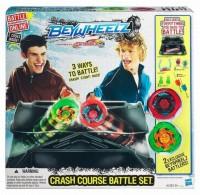Beyblade Beywheelz crash course set