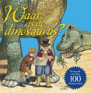 9789026133268 front waar is de dinosaurus