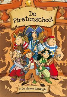 9789054619758 De piratenschool 9 de blauwe koningin