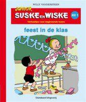 junior suske en wiske feest in de klas