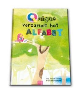 quique verzamelt het alfabet 9789044816280