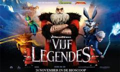 vijf legendes filmposter