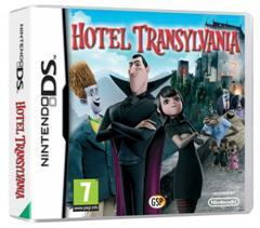 Hotel Transylvania 3D pack shot DS