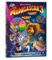 Madagascar 3 DVD BL118932SV 3D RGB