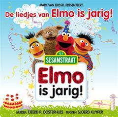 cover cd elmo is jarig