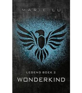 9789025751456 Legend boek 2 Wonderkind