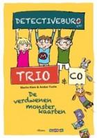 9789059329584 decetivebureau trio en de verdwenen monsterkaarten