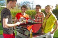barbecook plancha ninho sfeer 10cm