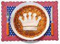kroningsdag pannenkoeken sjabloon