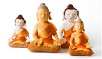 Een liefdevolle knuffel: My First Buddha