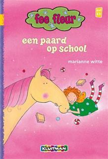 9789020680829 fee fleur een paard op school1