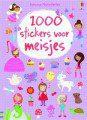 9781409565338 1000 stickers voor meisjes