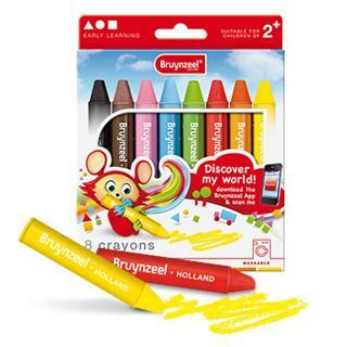 bruynzeel wascokrijt pro el crayons