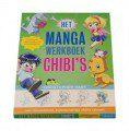 manga werkboek chibi