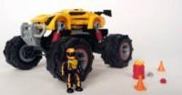 Mega Bloks Hot Wheels Super Blitzen