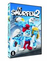 De Smurfen 2 dvd