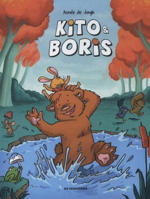 Recensie: Kito en Boris, Aimée de Jongh