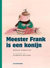 meester frank is een konijn