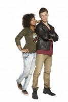Zoe (Jamie Watson) en Jack (Lion Wascyzk)