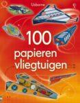 Recensie: 100 papieren vliegtuigen, Usborne