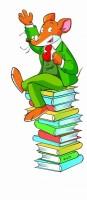 Geronimo op boeken