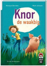 Recensie: Knor De Waakbig, Monique Berndes