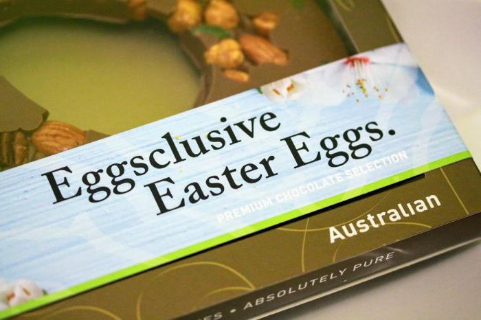 australian easter eggs