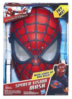 spider man 2 masker