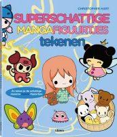 superschattige mangafiguurtjes
