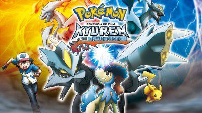 Pokemon the Movie Kyurem vs The Sword of Justice