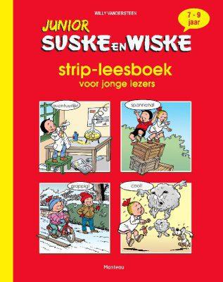 suske en wiske strip leesboek