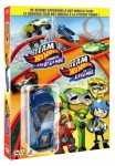 Team Hot Wheels Origin Of Awesome DVD 5053083015978 3D